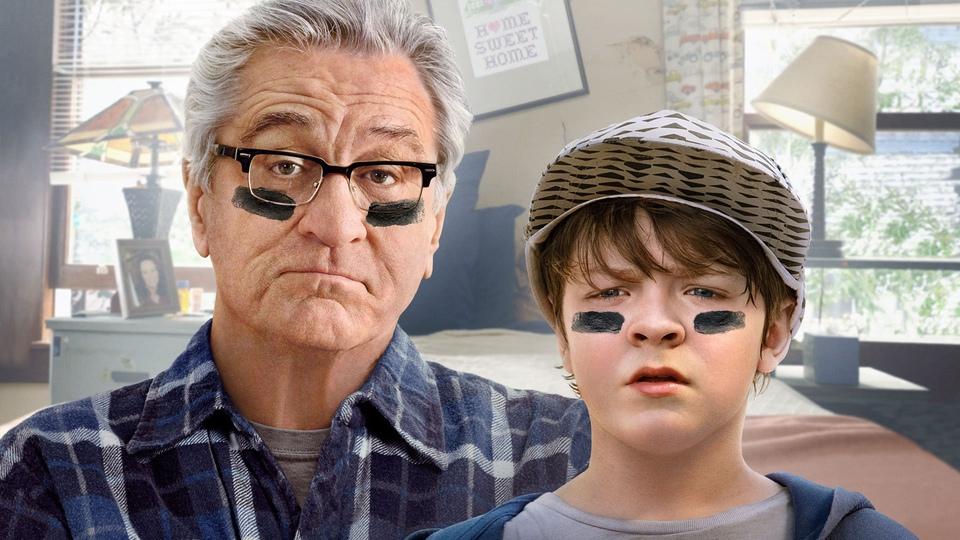 Film Děda postrach rodiny