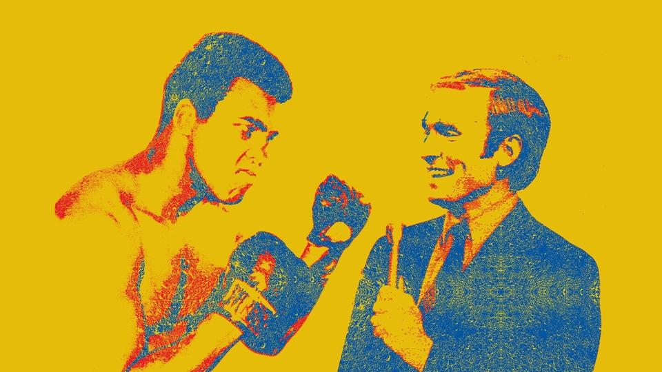 Dokument Ali & Cavett: Ali očima Dicka Cavetta