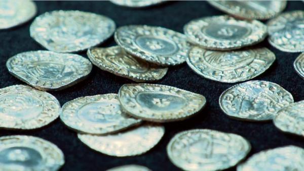 Dokument Poklady Británie: Vikingové