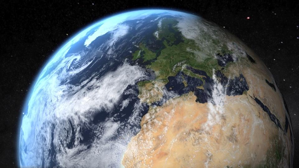 Dokument Země: Základy naší planety