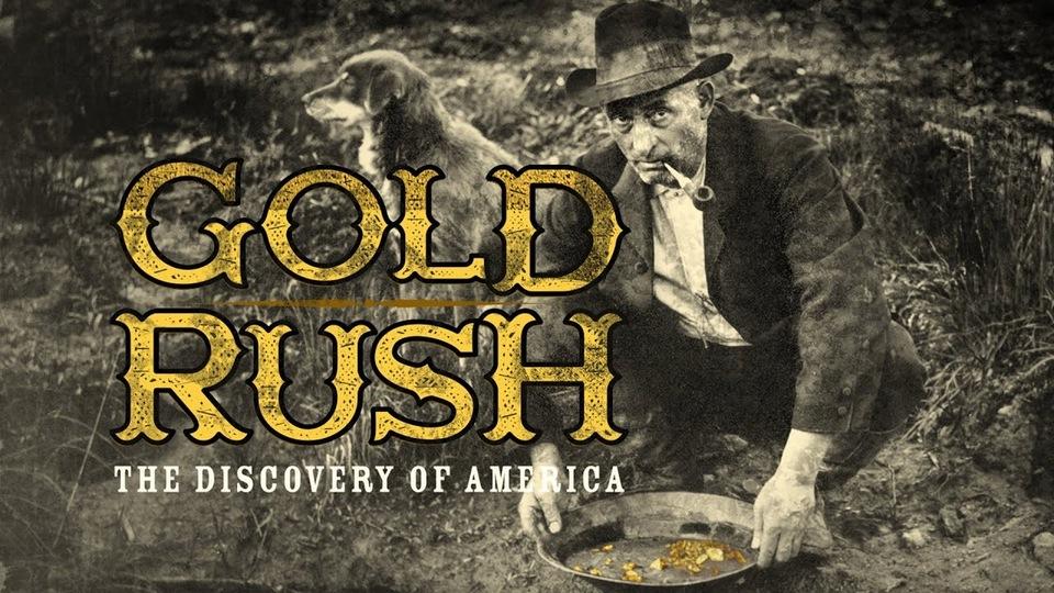 Documentary Zlatá horečka - Objevování Ameriky