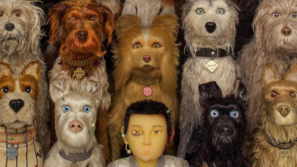 Film Isle of Dogs