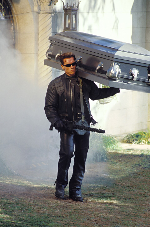 Film Terminátor 3: Vzpoura strojů