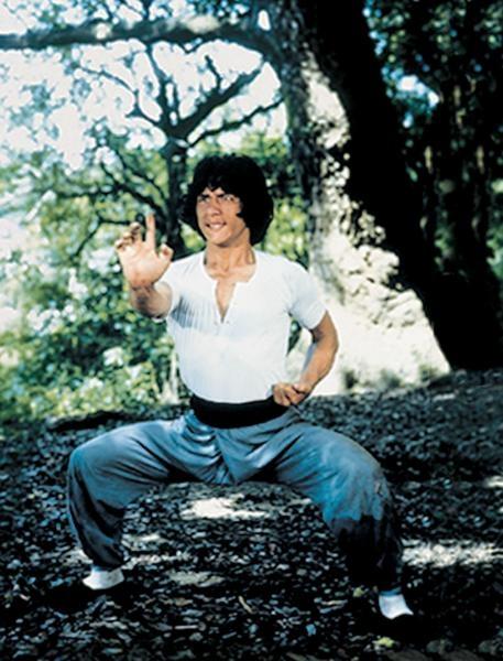 Jackie Chan a majstrov syn