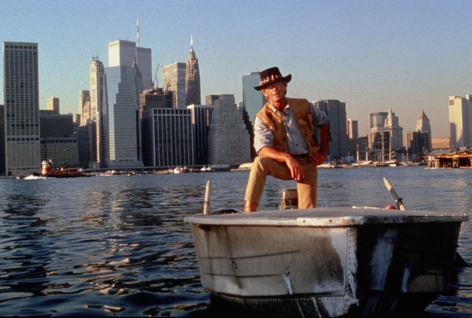 Film Krokodýl Dundee 2