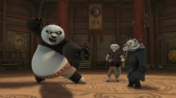 Kung Fu Panda: Legendy o mazáctve  III (15)