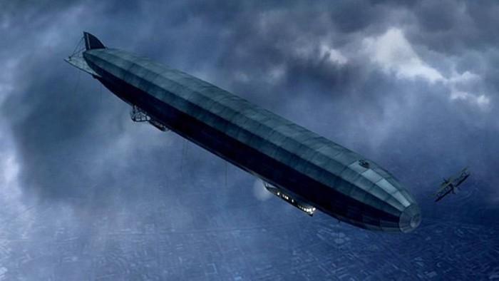 Dokument Útok Zeppelinů
