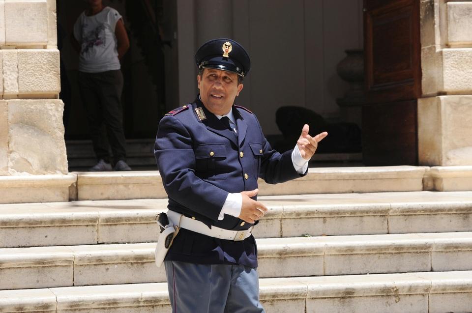 Seriál Komisař Montalbano