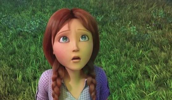 Film Příběhy ze Země Oz: Dorotčin návrat