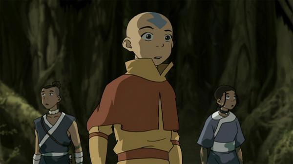 Avatar: Legenda o Aangovi  II (4)
