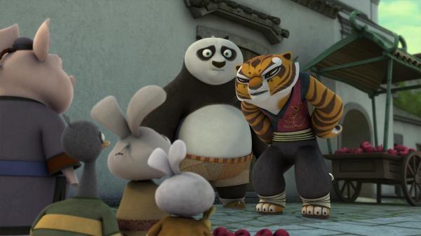 Kung Fu Panda: Legendy o mazáctve  III (10)
