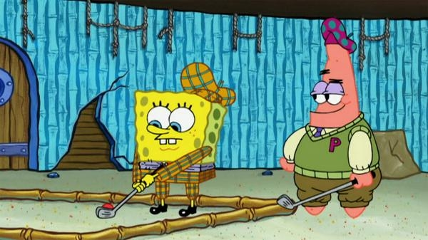SpongeBob v kalhotách  VIII (3)