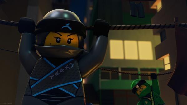 Ninjago: Mistři Spinjitzu  VIII (8015)