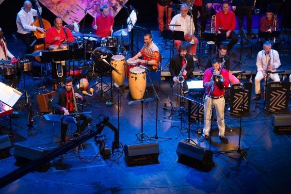 Vrijeme je za jazz: Jazz orkestar HRT-a u sezoni europske radijske unije (2014.)