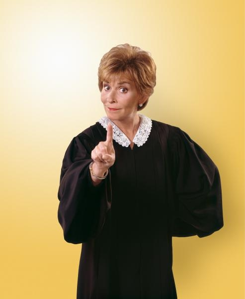 Sędzia Judy  (40)