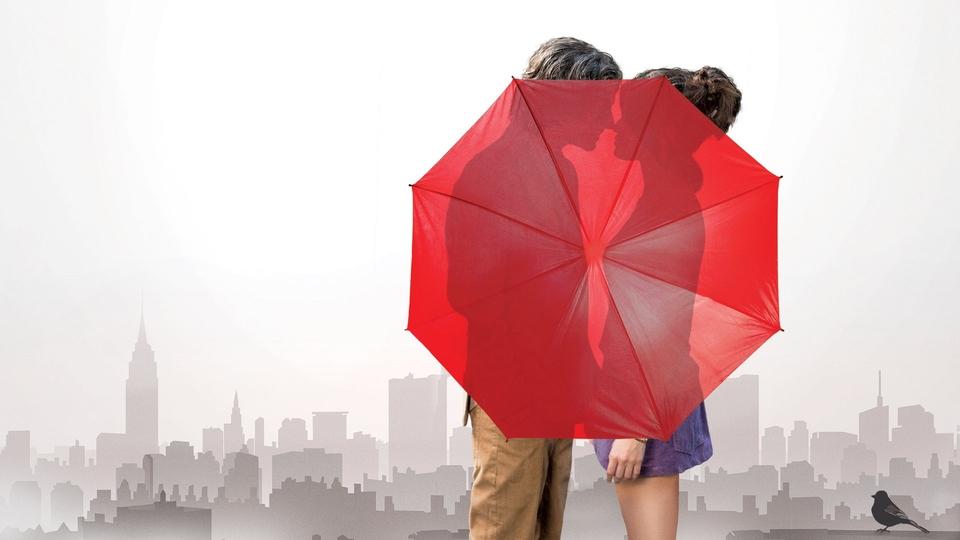 Film Daždivý deň v New Yorku