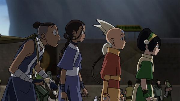 Avatar: Legenda o Aangovi  II (12)