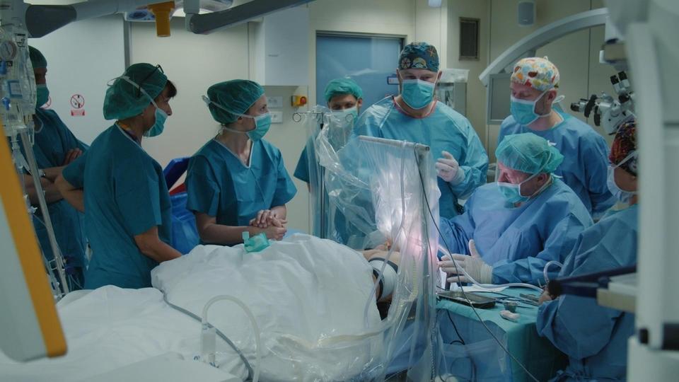 Seriál Szpital