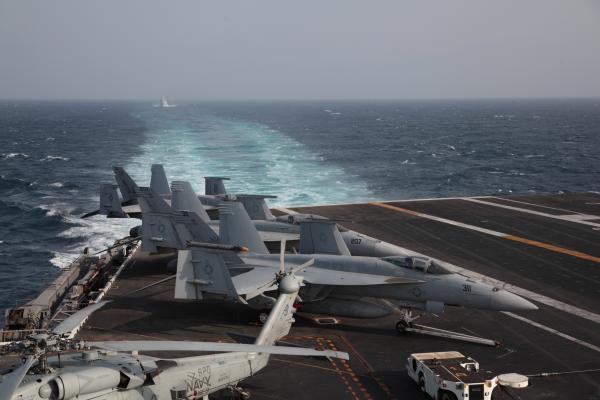 Dokument Letadlové lodě v boji