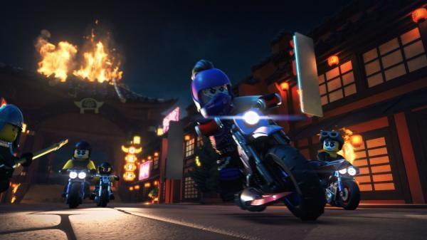 Ninjago: Mistři Spinjitzu  VIII (8018)