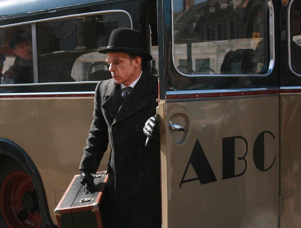Seriál Malé vraždy Agathy Christie: Vraždy podle abecedy