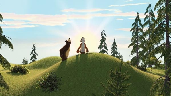 Máša a medvěd  II (2)