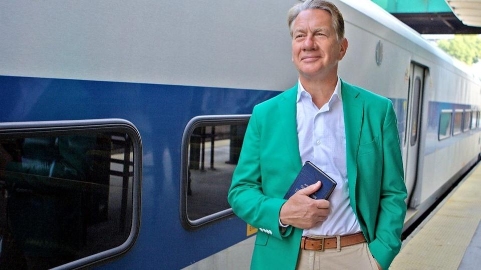 Dokument Velké vlakové putování po USA