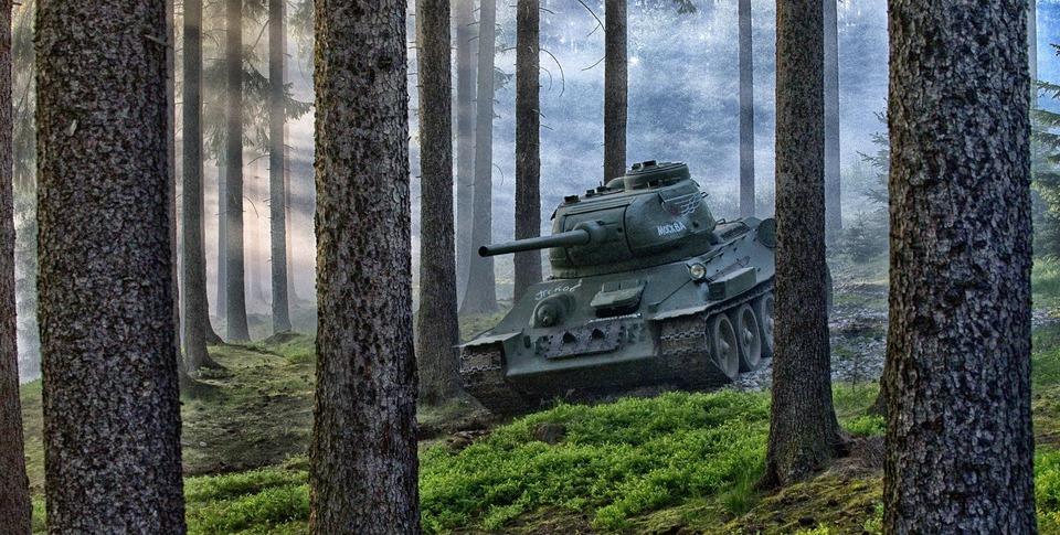 Film Legenda jménem T-34