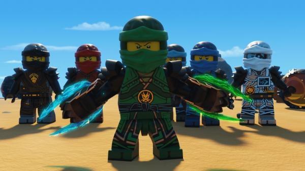 Ninjago: Mistři Spinjitzu  VII (6)