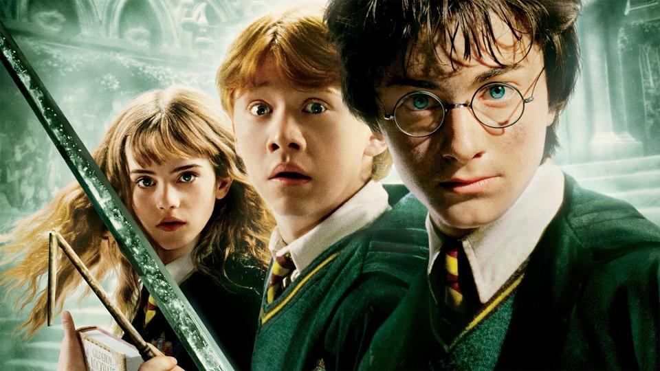 Film Harry Potter a tajomná komnata