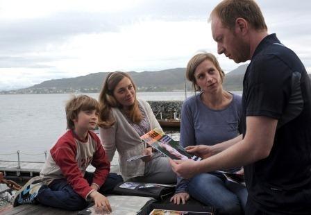 Serial Láska z fjordu: Nečekané vzplanutí