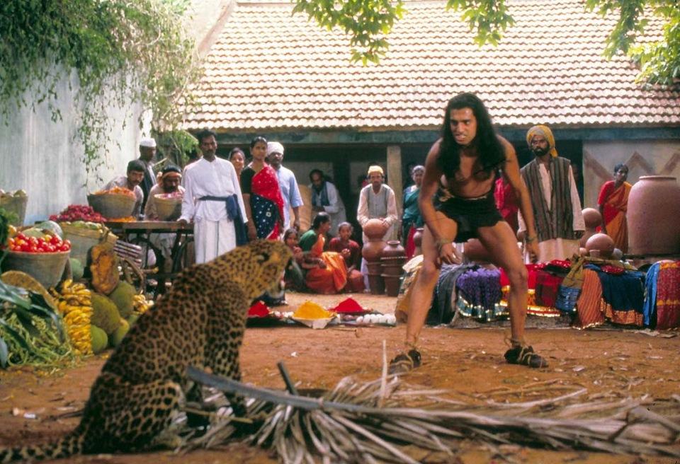 Film Chlapec z džungle
