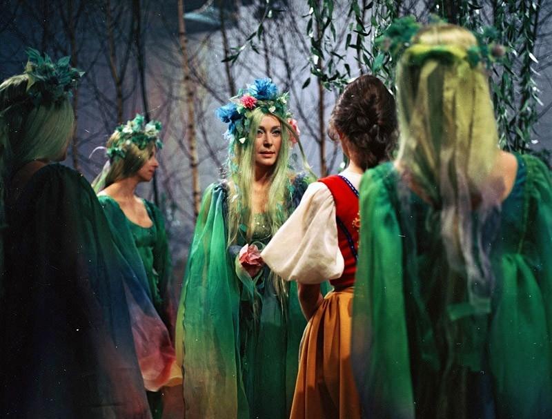 Film Lesní panna