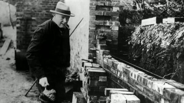 Winston Churchill - Krev a pot