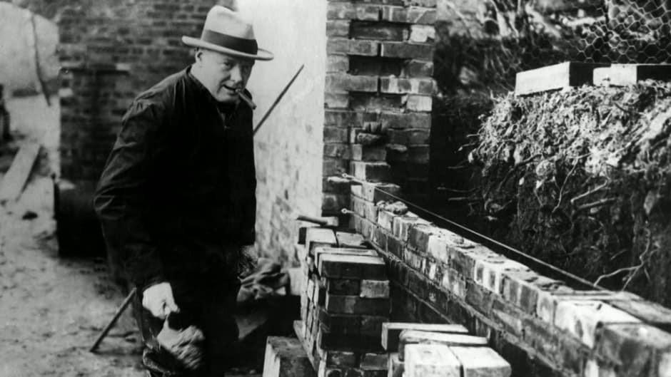 Dokument Winston Churchill - Krev a pot