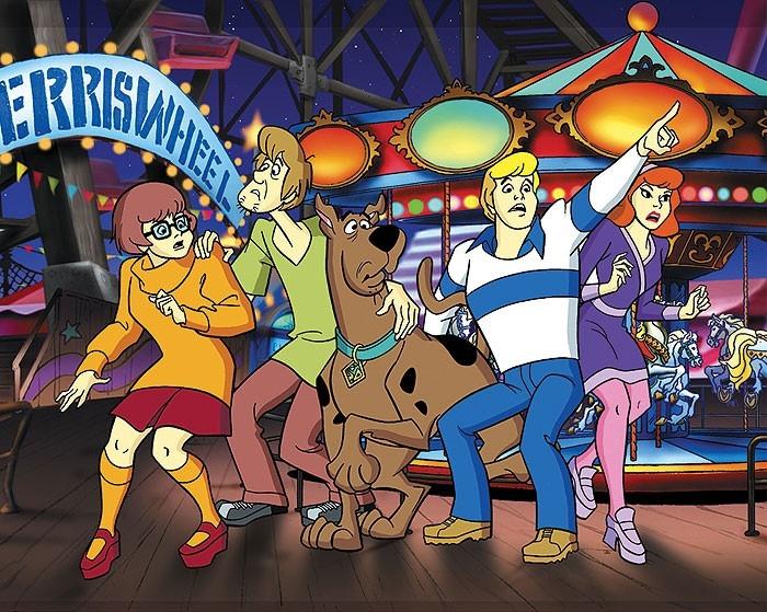 Co nového Scooby-Doo?