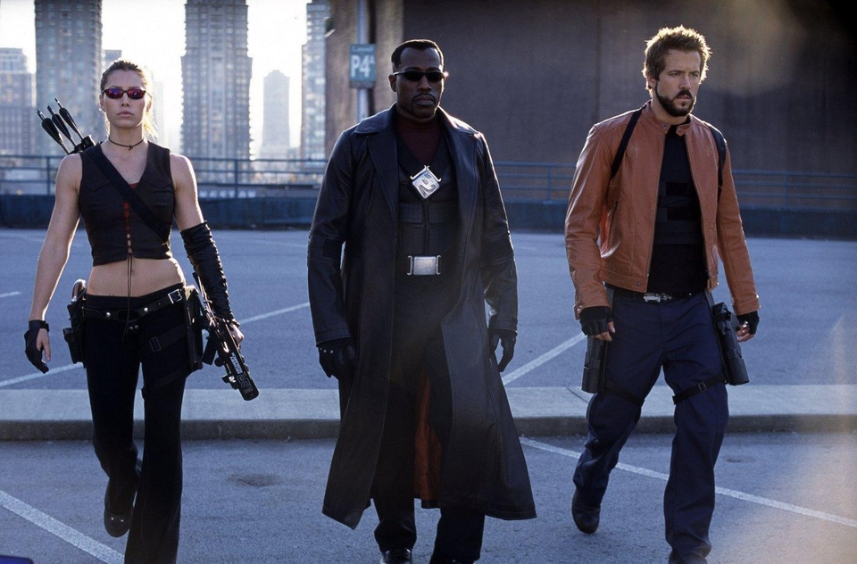 Film Blade: Trinity