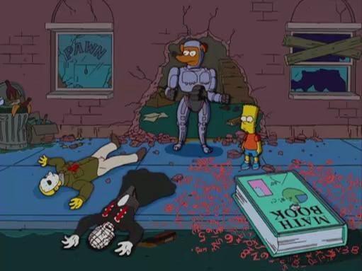 Simpsonovi  XVIII (20)