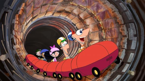 Phineas a Ferb  IV (33)