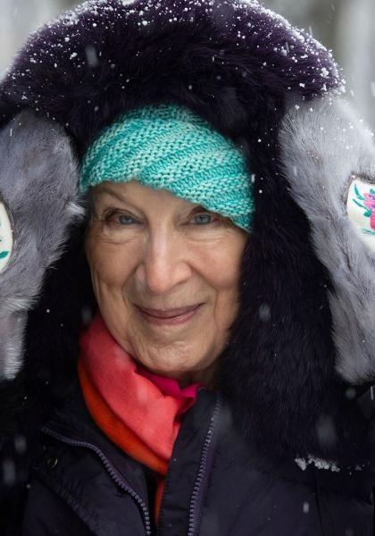 Margaret Atwoodová: Moc slov