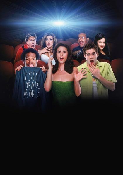 Film Scary Movie: Děsnej biják