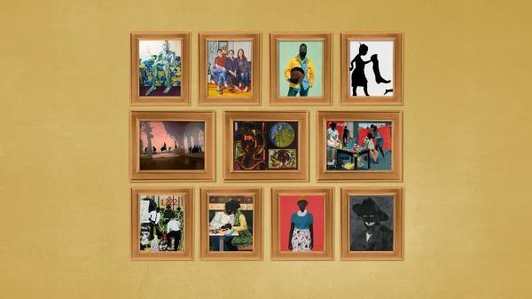 Afroamerické umění: Při absenci světla