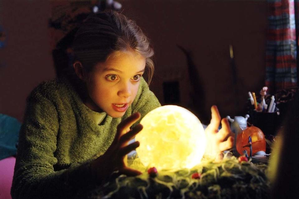 Malá čarodějka Bibi