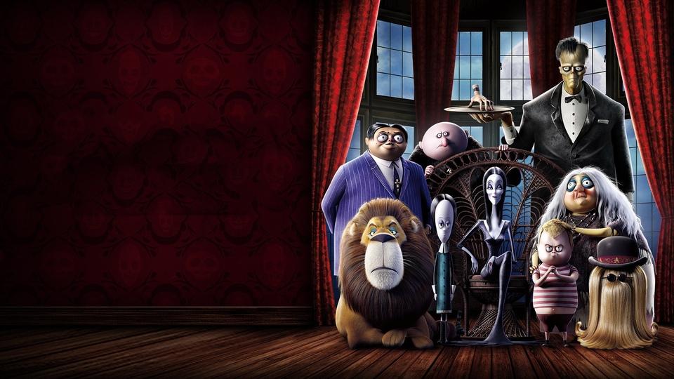 Film Addamsova rodina