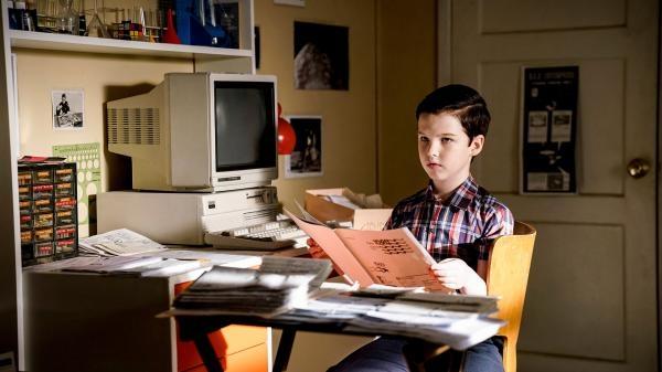 Malý Sheldon  II (4)