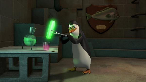 Tučňáci z Madagaskaru  II (3)