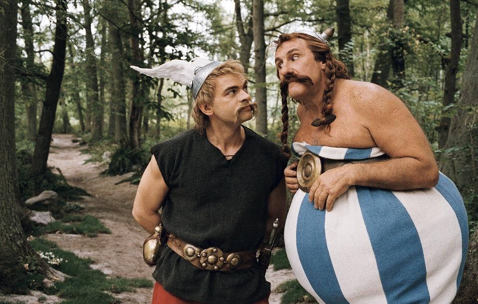 Film Asterix a Olympijské hry