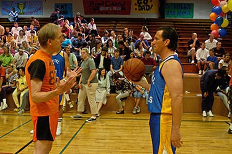 Film Církevní Basketbal