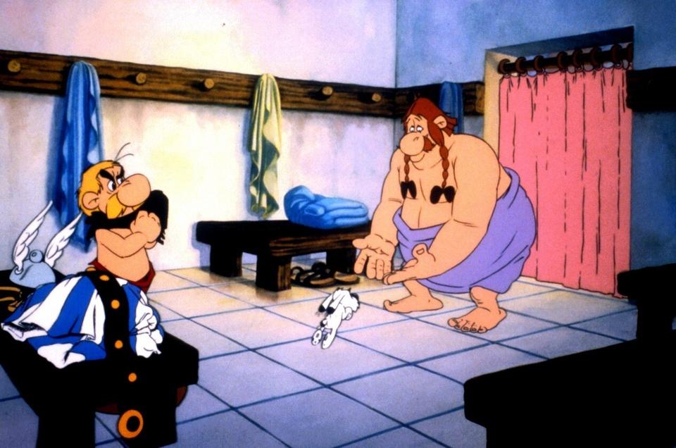 Asterix a prekvapenie pre Cézara