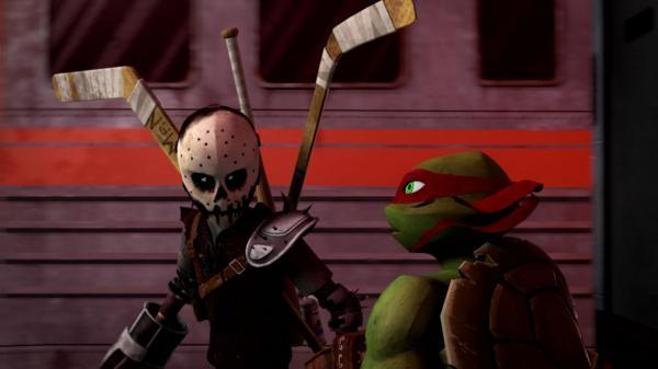 Želvy Ninja  II (8)